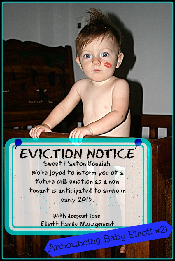 Paxton's Eviction